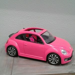 Barbie Volkswagen The Beetle Toy Car